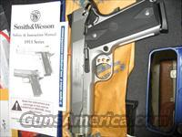S&W 1911 45 ACP Stainless Steel  Guns > Pistols > Smith & Wesson Pistols - Autos > Steel Frame