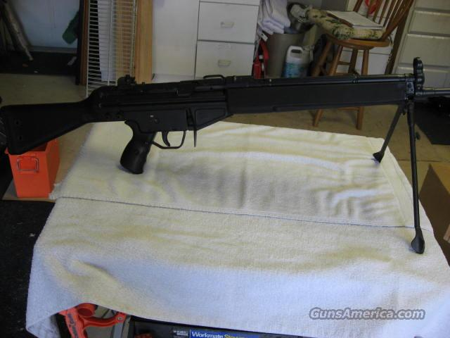 H&K MODEL 91 A-2 - IB .308 Win   Guns > Rifles > Heckler & Koch Rifles > Tactical
