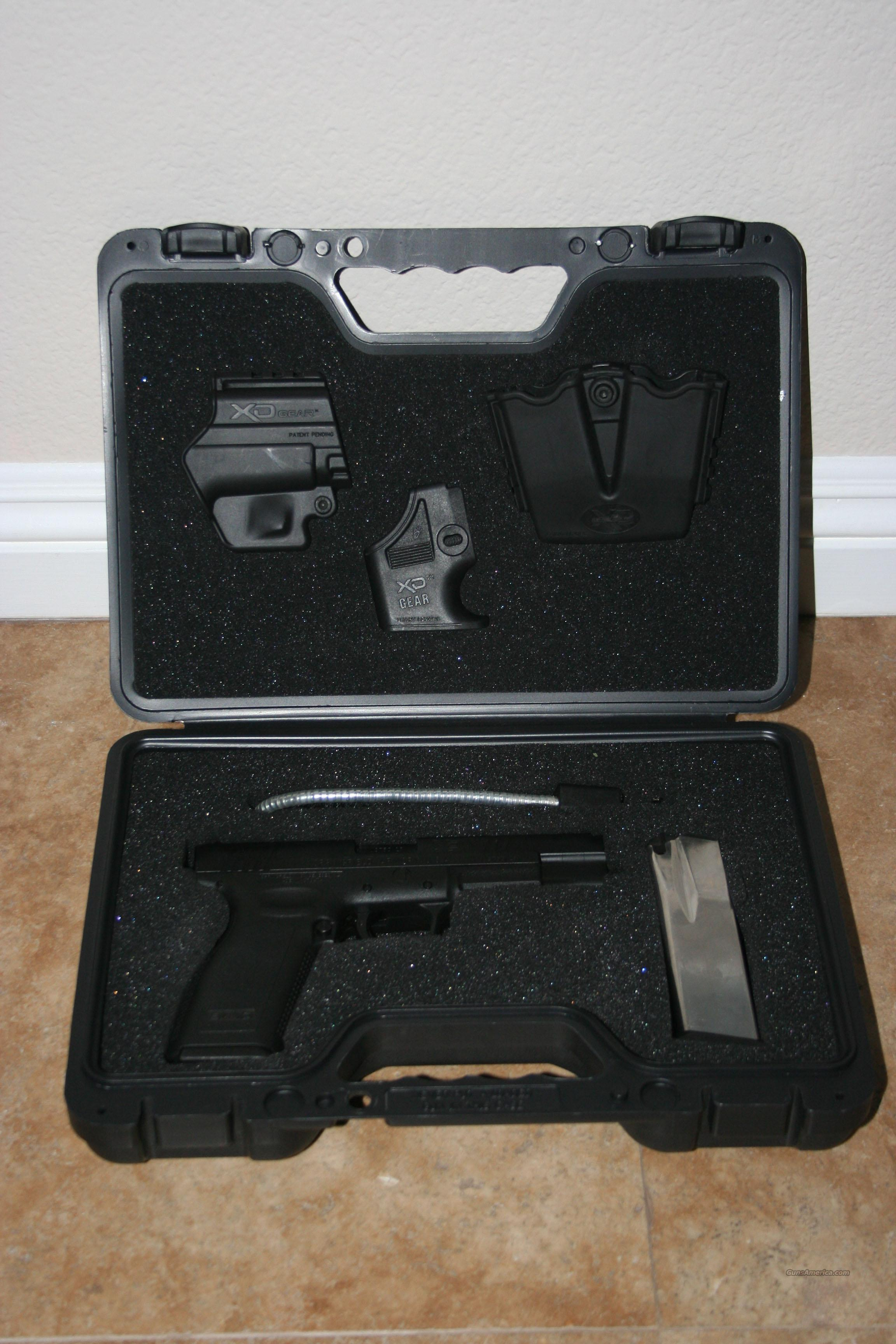 "2008 Springfield Armory Tactical 5"" 45ACP  Guns > Pistols > Springfield Armory Pistols > XD (eXtreme Duty)"