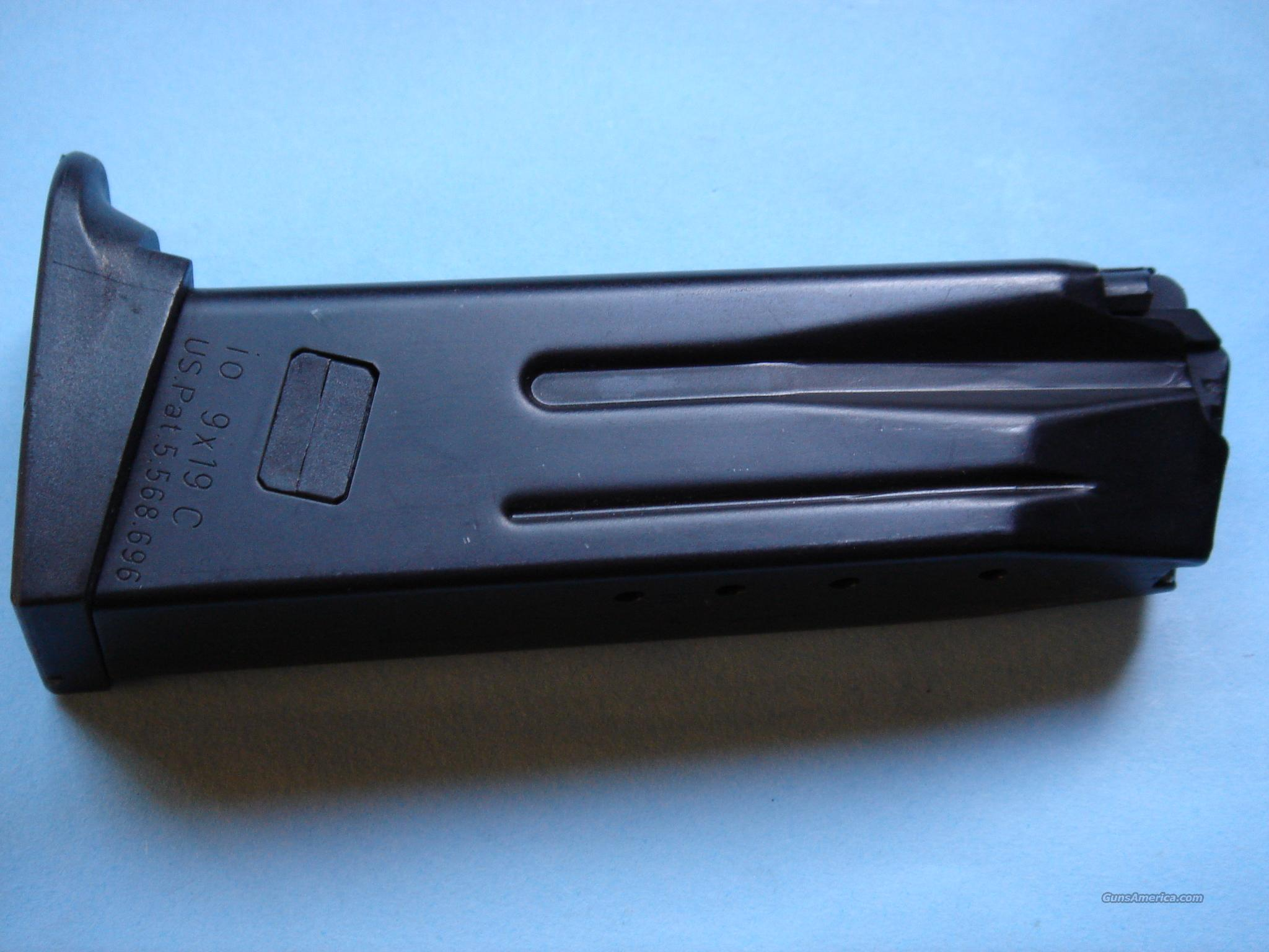 HECKLER & KOCH USP COMPACT MAGAZINE 10RD 40 S&W, HK USP-C 40SW MAG  Non-Guns > Magazines & Clips > Pistol Magazines > Other