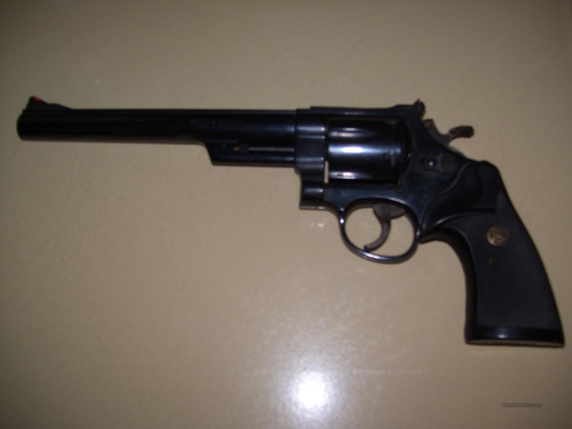 S & W 44 MAG MOD 29-5  Guns > Pistols > Smith & Wesson Revolvers > Full Frame Revolver