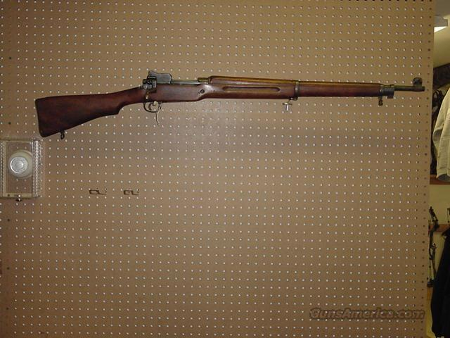 Remington 1917 Eddystone  Guns > Rifles > Military Misc. Rifles US > 1903 Springfield/Variants