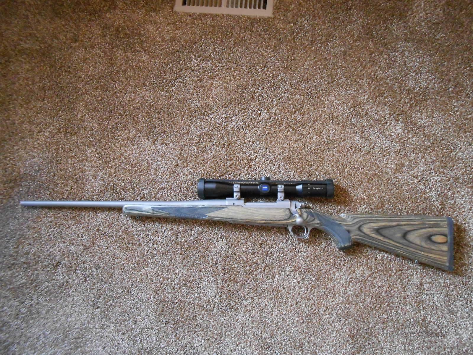 Ruger M77 Hawkeye Left Hand .270 Winchester  Guns > Rifles > Ruger Rifles > Model 77