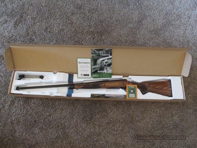 Remington 700 Boone and Crockett Rifle 7mm Rem Mag  Guns > Rifles > Remington Rifles - Modern > Model 700 > Sporting