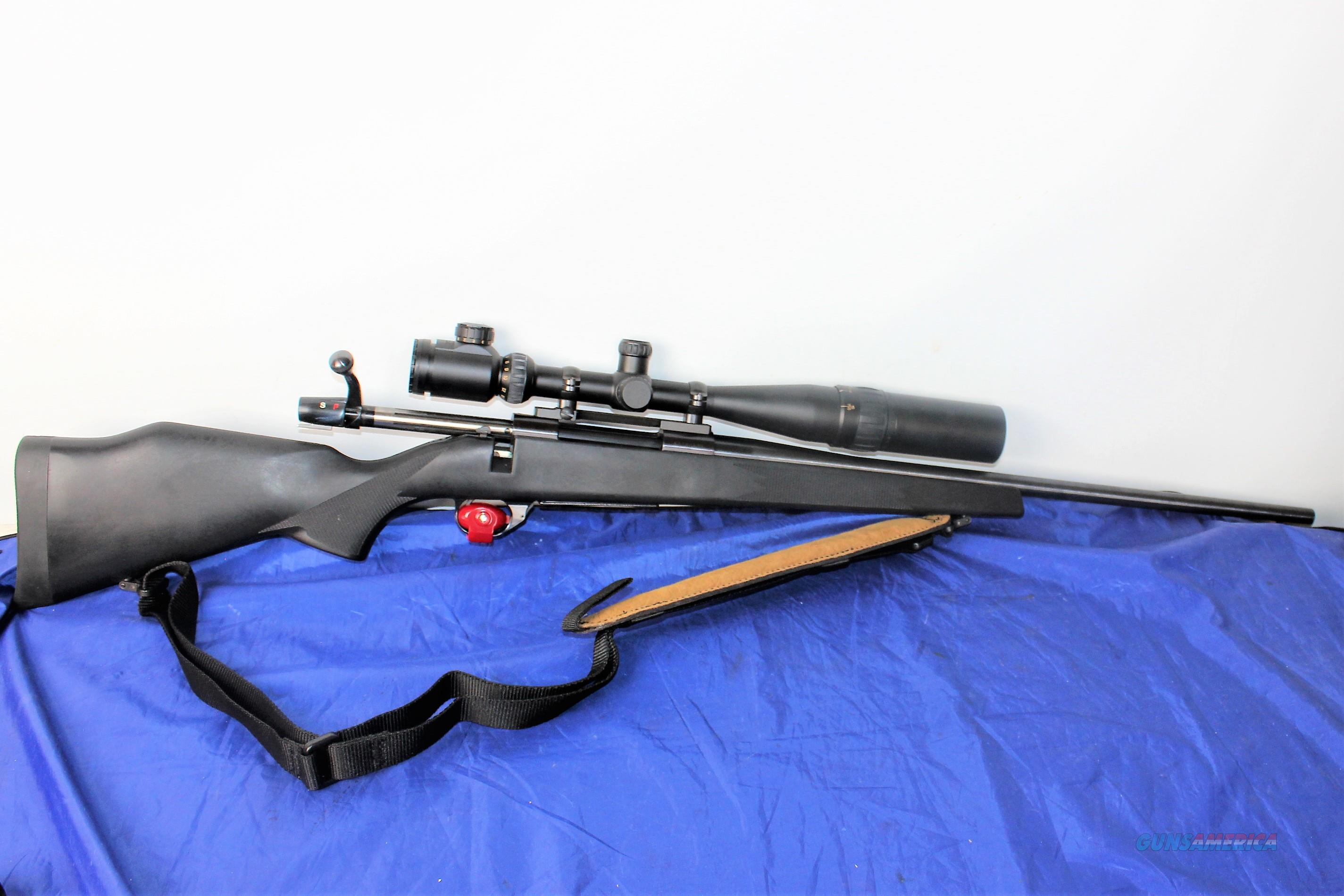 """Weatherby Vanguard Bolt action 7mm mag 24"""" barrel with BSA scope  Guns > Rifles > Weatherby Rifles > Sporting"""