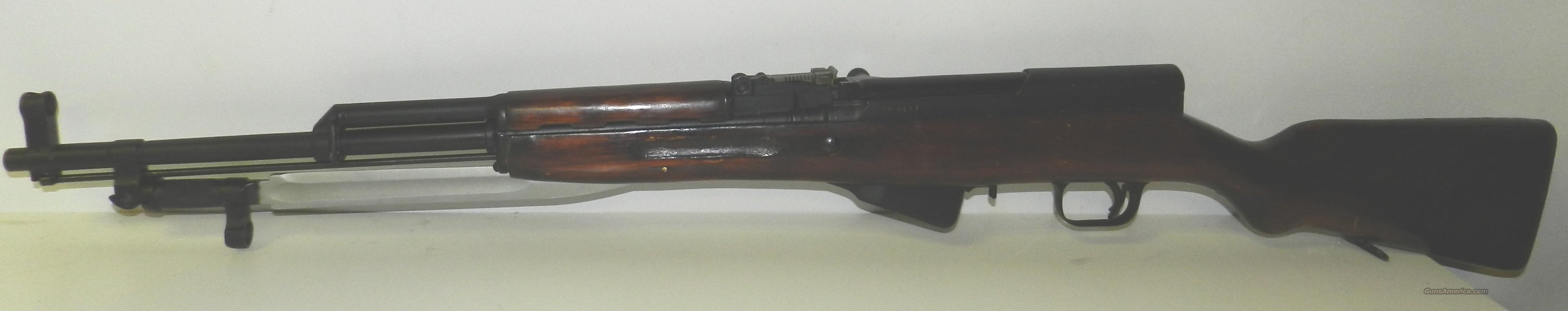1951 Russian SKS CDI 7.62x39 with bayonet  Guns > Rifles > SKS Rifles