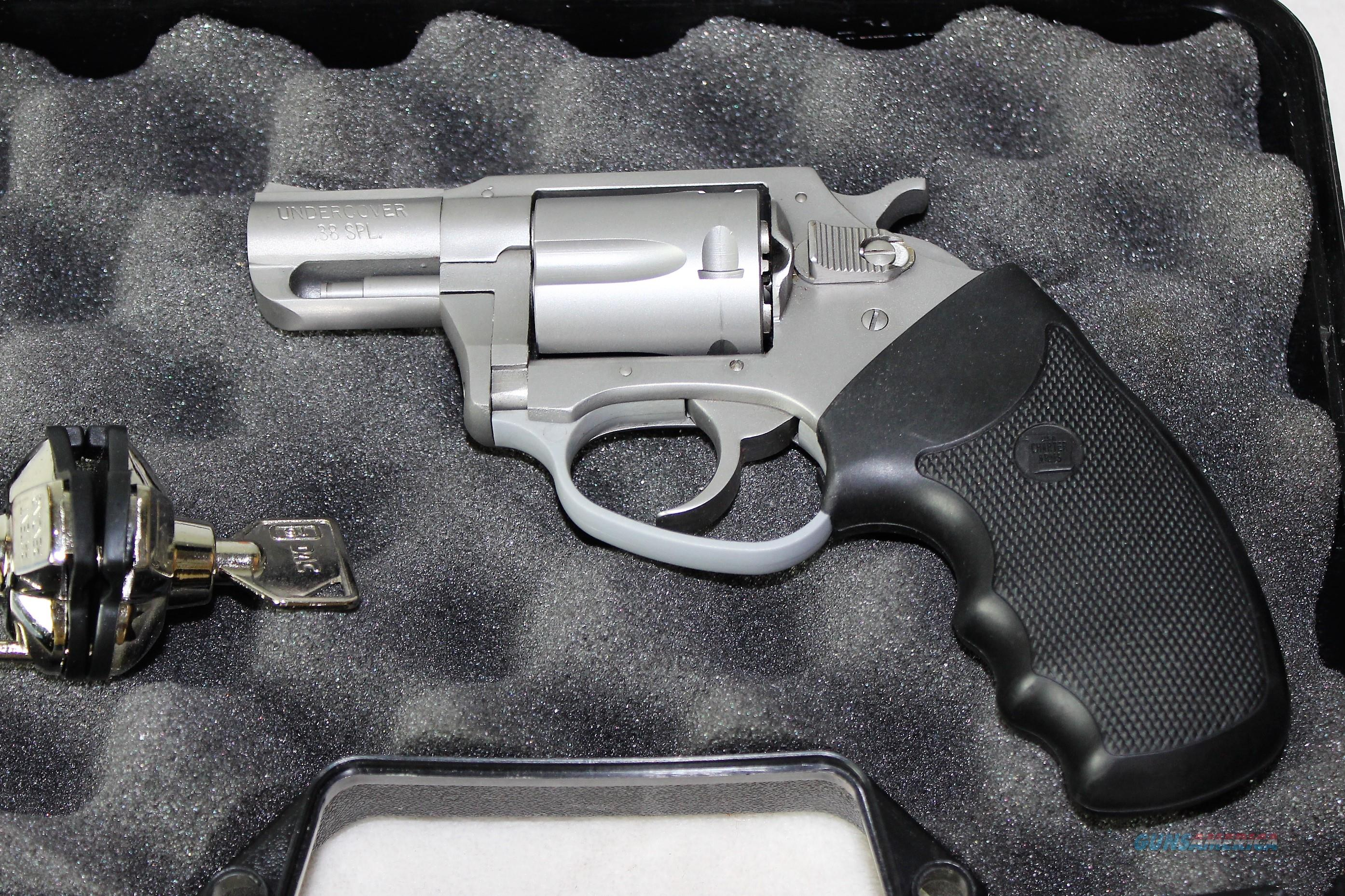 Charter Arms Undercover 38 special  Guns > Pistols > Charter Arms Revolvers
