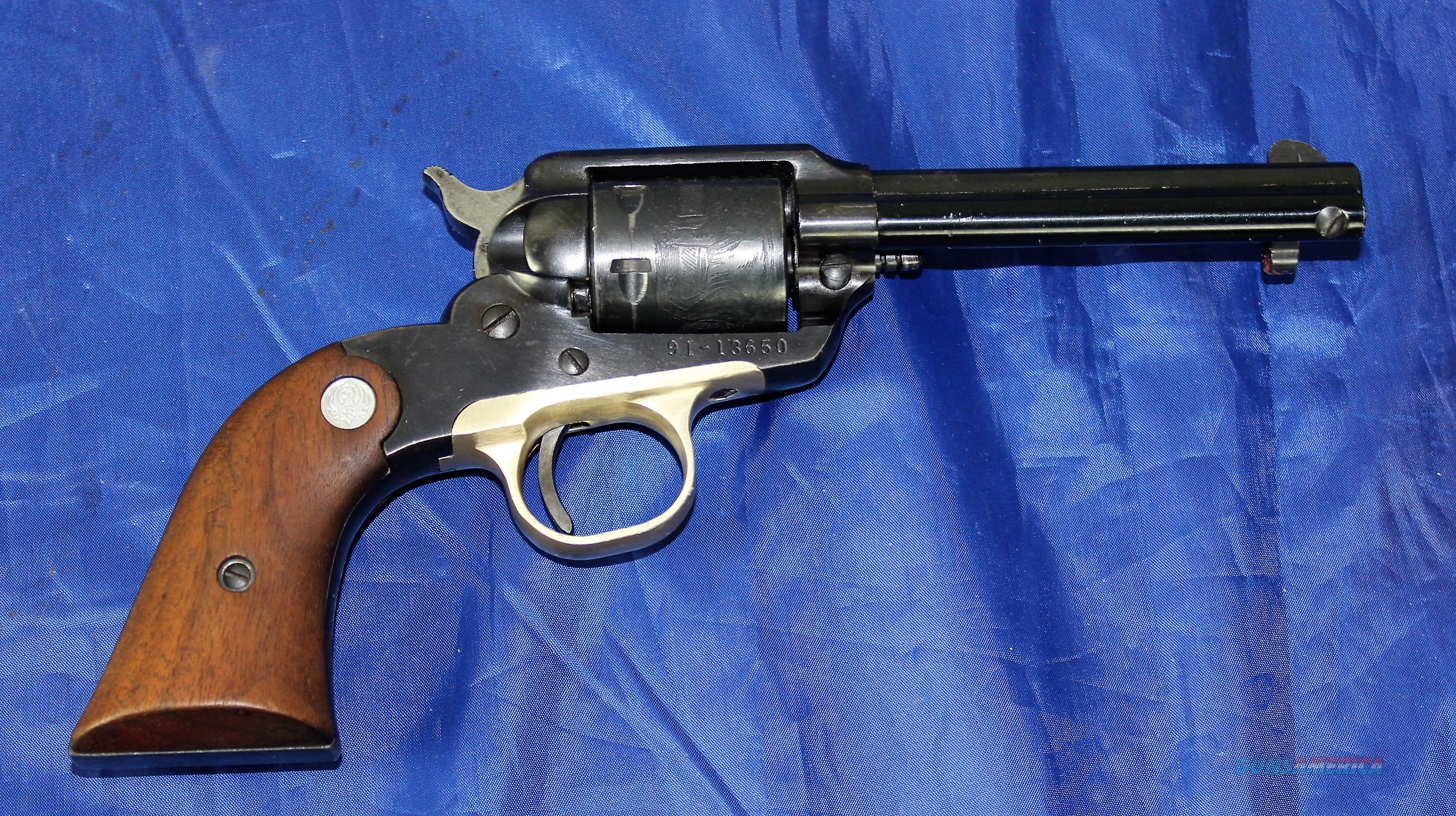 "Older Ruger Bearcat .22LR 4"" barrel  Guns > Pistols > Ruger Single Action Revolvers > Bearcat"