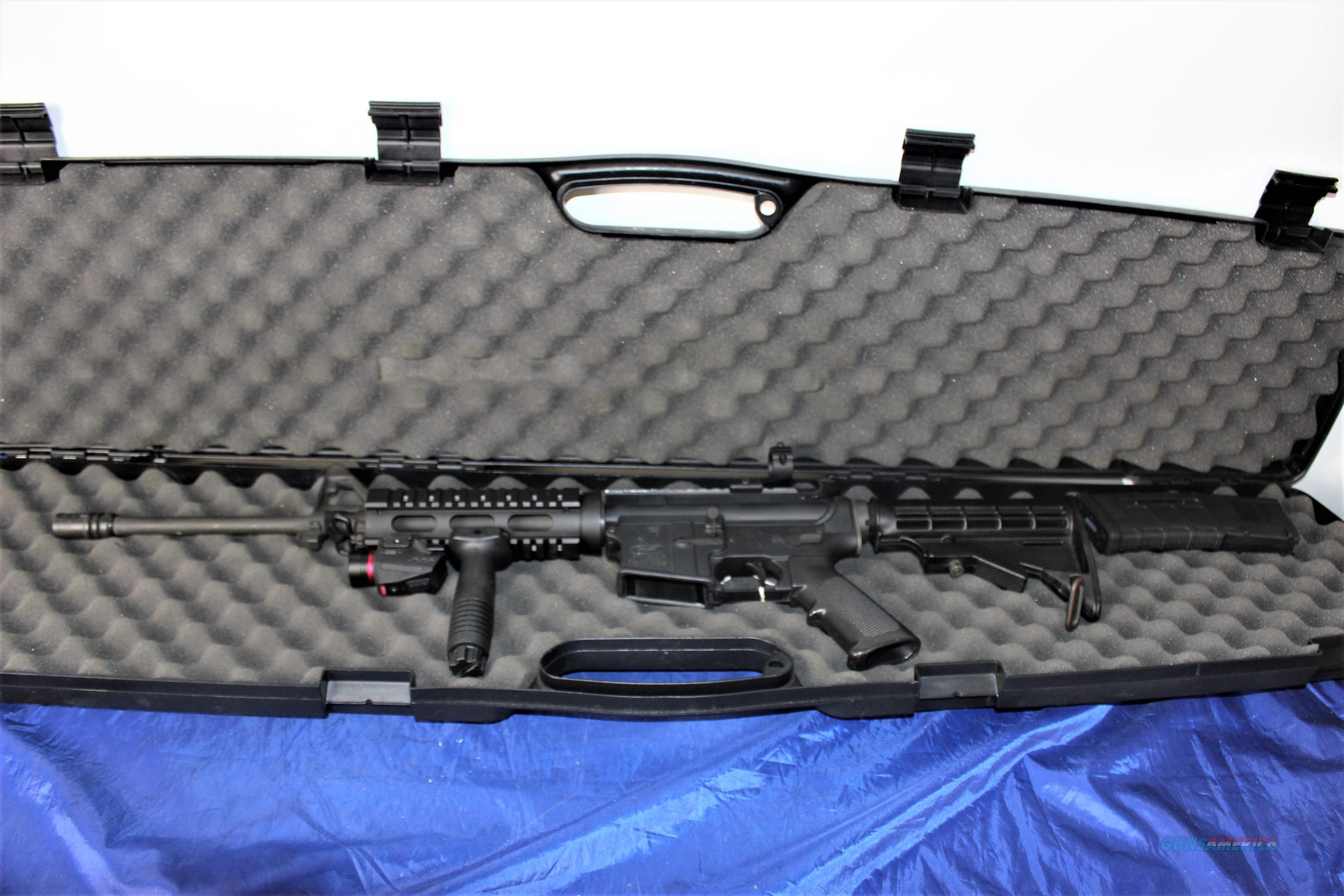 Bushmaster XM15-E2S 5.56mm Patrolmans Carbine  Guns > Rifles > Bushmaster Rifles > Complete Rifles