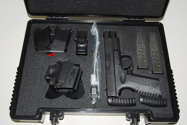 Springfield XDM-45 with gear package  Guns > Pistols > Springfield Armory Pistols > XD-M