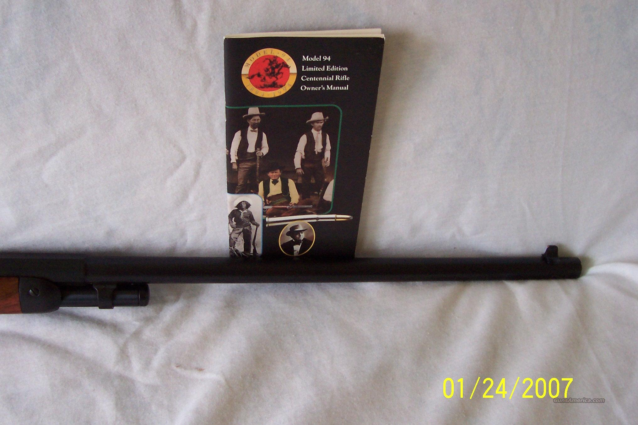 Winchester 1894/1994 Limited Edition Grade 1 30-30  Guns > Rifles > Winchester Rifles - Modern Lever > Model 94 > Post-64
