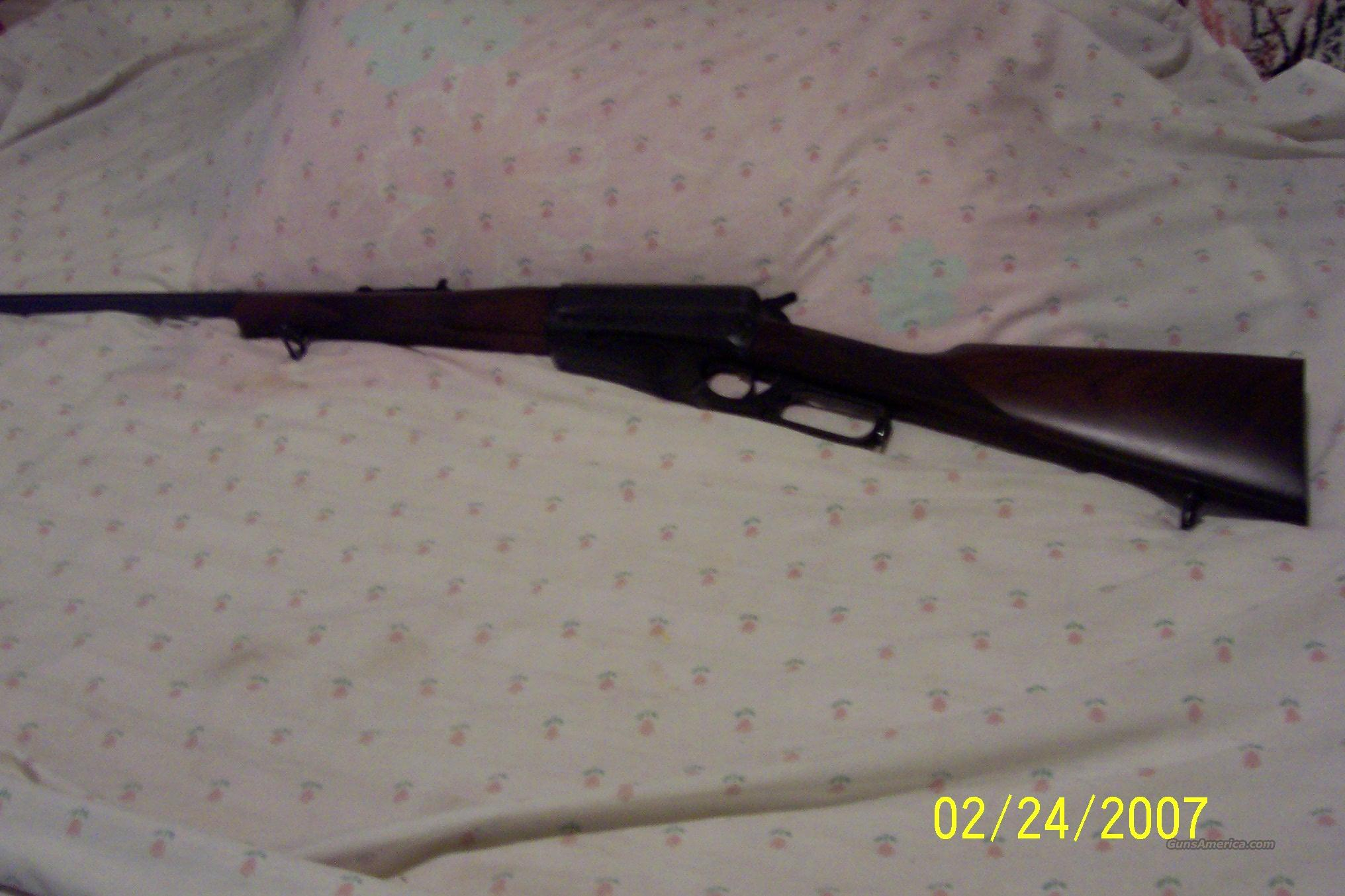 WINCHESTER 1895-270   Guns > Rifles > Winchester Rifles - Modern Lever > Other Lever > Post-64