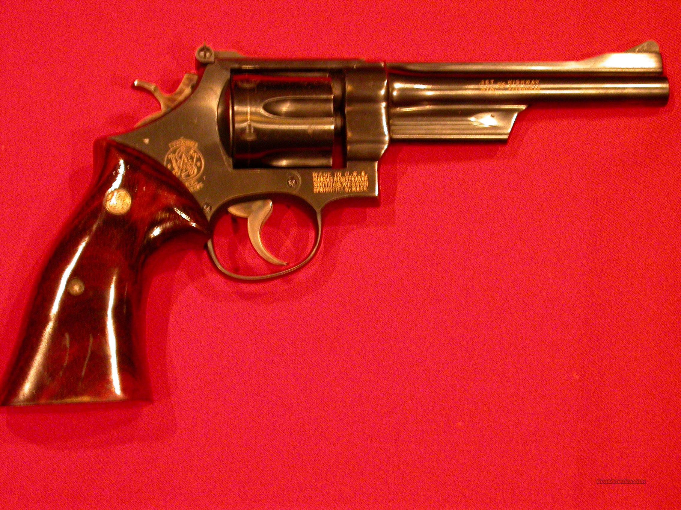 Smith&Wesson Mod. 28-2  Guns > Pistols > Smith & Wesson Revolvers > Full Frame Revolver