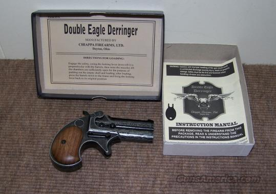 DERRINGER  22 LONG RIFLE  Guns > Pistols > Derringer Modern