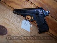 walther pp 380 made in GERMANY  Walther Pistols > Post WWII > PPK Series