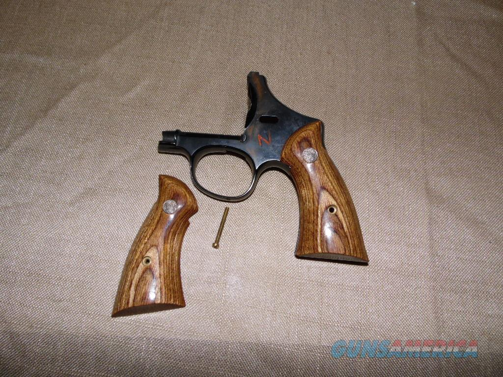 SMIH AND WESSON N FRAME   Non-Guns > Gunstocks, Grips & Wood