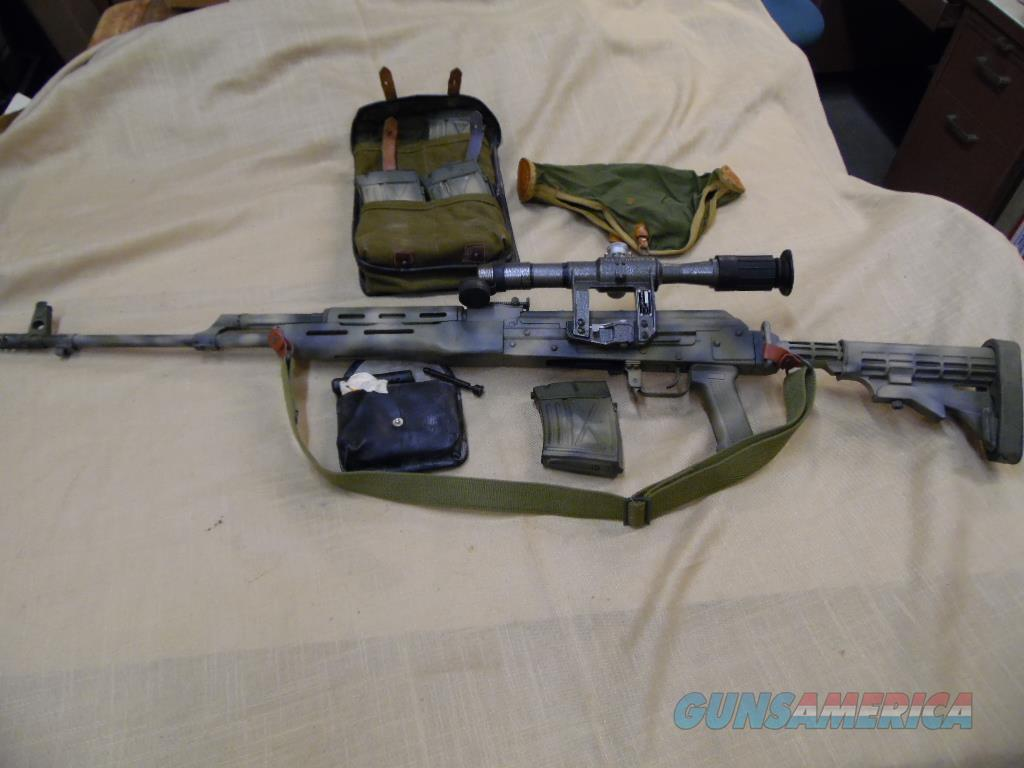 FPK - PSL54  7.62-54R  Guns > Rifles > AK-47 Rifles (and copies) > Full Stock