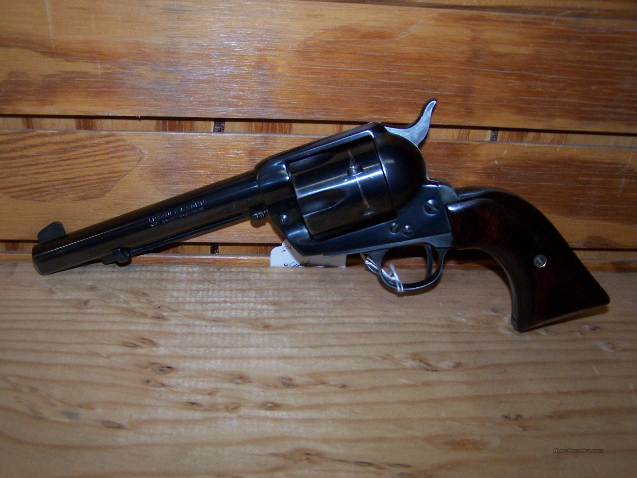 WESTERN MARSHALL 45 COLT for sale