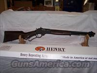 HENRY 45-70  Guns > Rifles > Henry Rifle Company