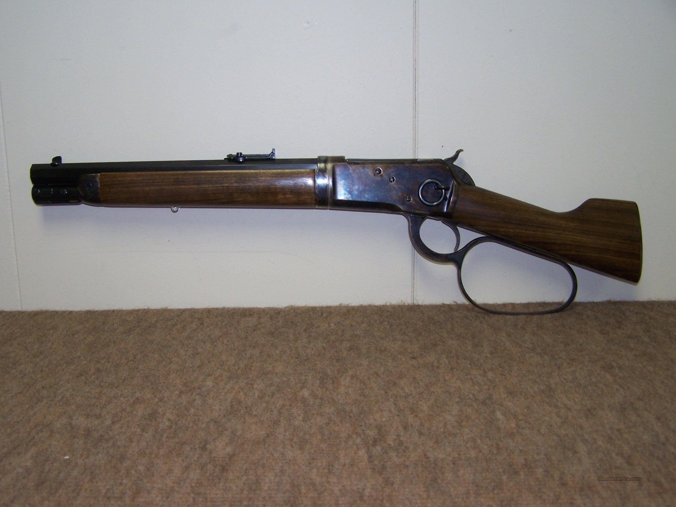 1892 MARES LEG TAKEDOWN   Guns > Rifles > Winchester Rifles - Modern Lever > Other Lever > Post-64