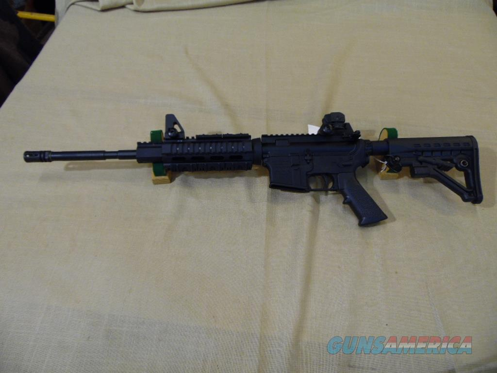 HIGH STANDARD MODEL HSA-15 223/5.56 CAL  Guns > Rifles > AR-15 Rifles - Small Manufacturers > Complete Rifle