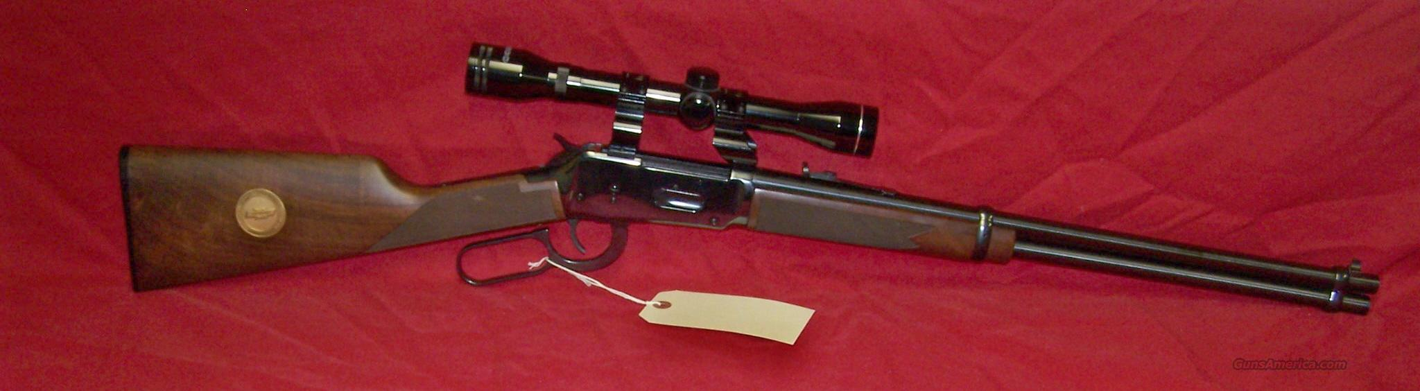 WINCHESTER 1894 CHEVY COMMEMMORATIVE  Guns > Rifles > Winchester Rifle Commemoratives