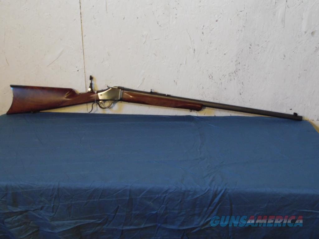 1885 BROWNING HIGH WALL 45-70    Guns > Rifles > Browning Rifles > Single Shot