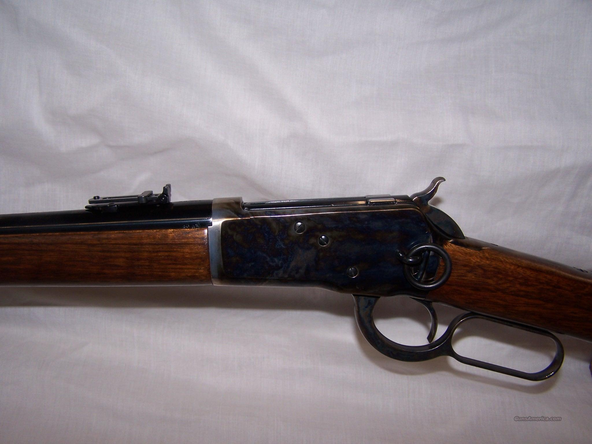 1892 saddle ring carbine 45COLT  Guns > Rifles > Winchester Rifles - Modern Lever > Other Lever > Post-64