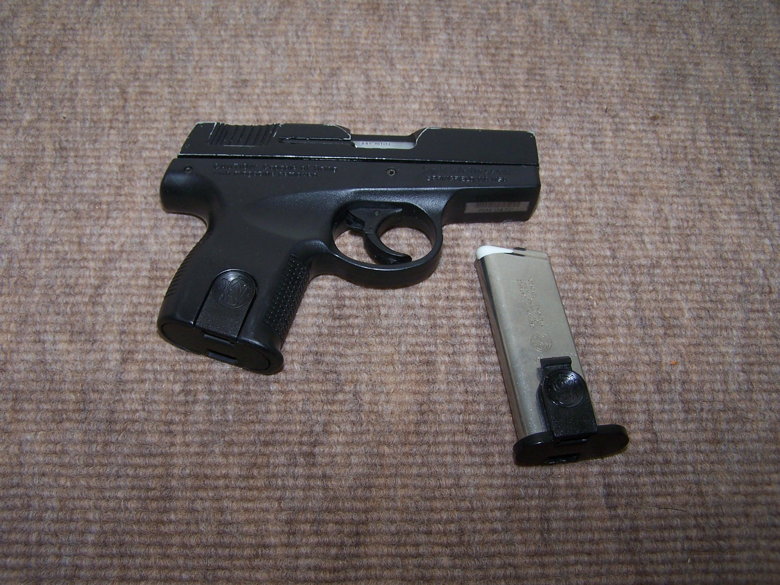 SW-380 COMPACT  Guns > Pistols > Smith & Wesson Pistols - Autos > Polymer Frame
