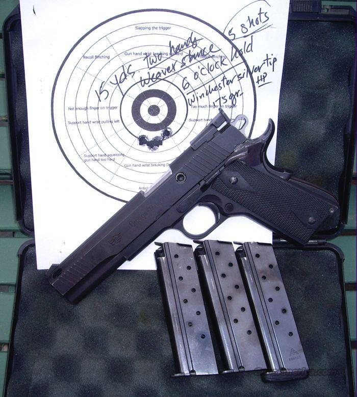 Springfield Omega 1911 10 mm ported  Guns > Pistols > Springfield Armory Pistols > 1911 Type