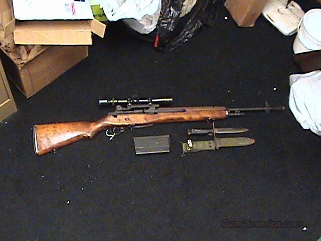 Hahn Machine Tool CO  Guns > Rifles > Military Misc. Rifles US > M1A/M14