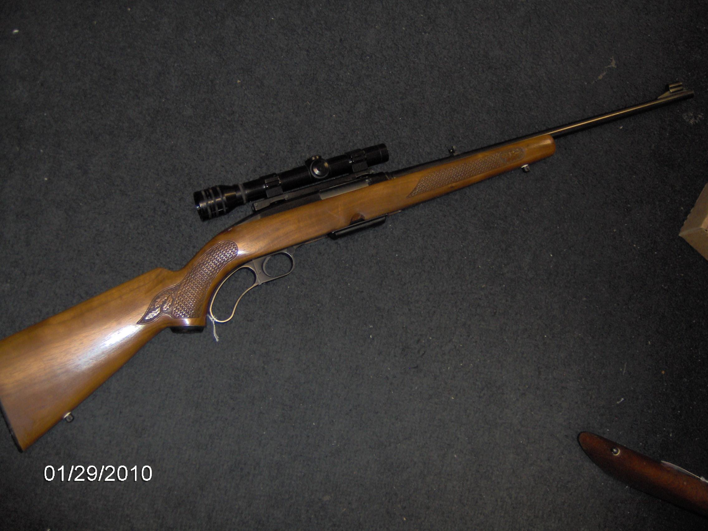 WINCHESTER   Guns > Rifles > Winchester Rifles - Modern Lever > Other Lever > Post-64