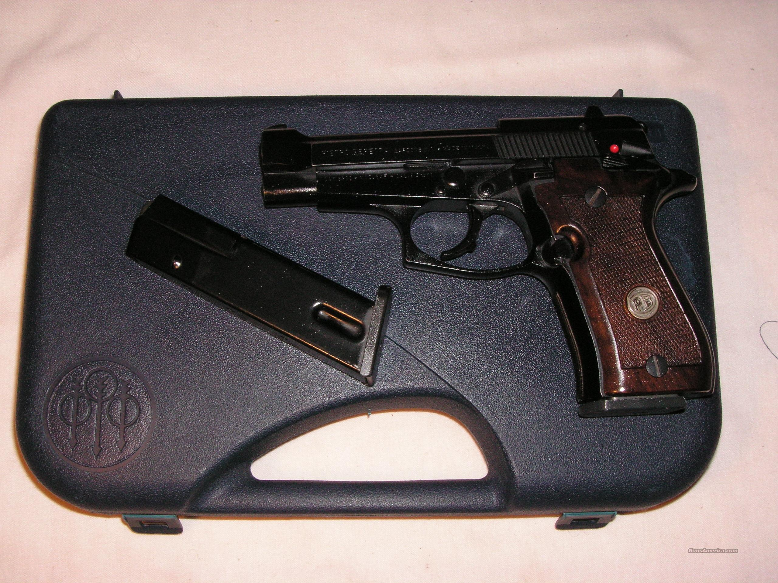Beretta mod. 84F cal. 380ACP in Case  Guns > Pistols > Beretta Pistols > Cheetah Series > Model 84
