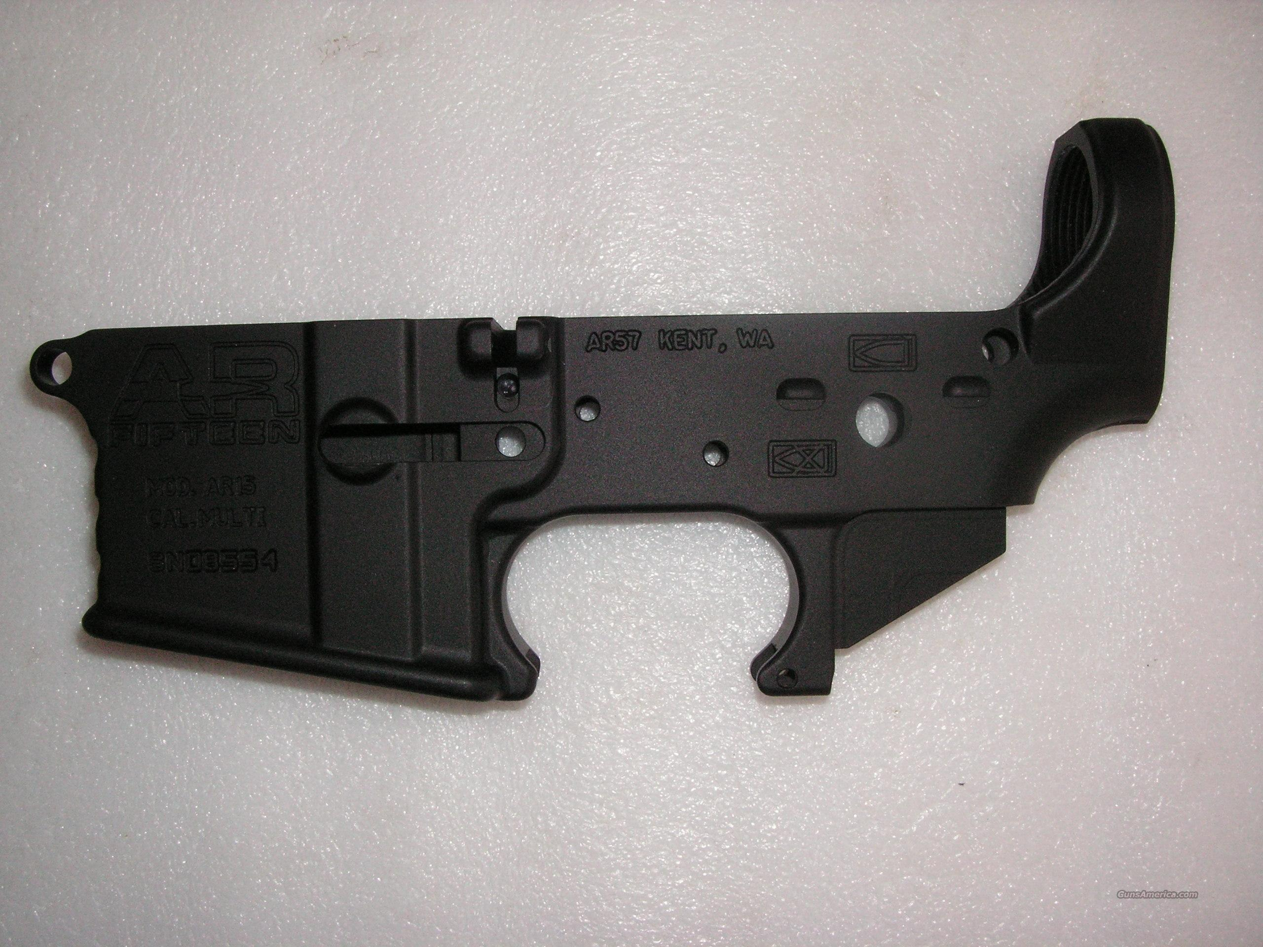 AR15 HIGH QUALITY STRIPPED LOWER  Guns > Rifles > AR-15 Rifles - Small Manufacturers > Lower Only