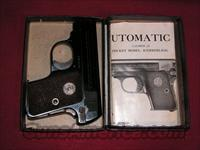 Colt 1908 cal.25ACP in box & instraction  Guns > Pistols > Colt Automatic Pistols (.25, .32, & .380 cal)