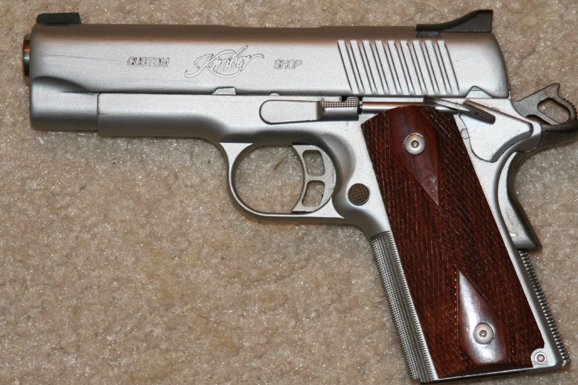 Kimber Stainless Covert .45 ACP Limited Edition  Guns > Pistols > Kimber of America Pistols