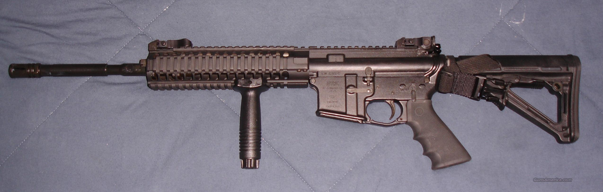 LWRC 6.8mm SRT W/Extras  Guns > Rifles > AR-15 Rifles - Small Manufacturers > Complete Rifle