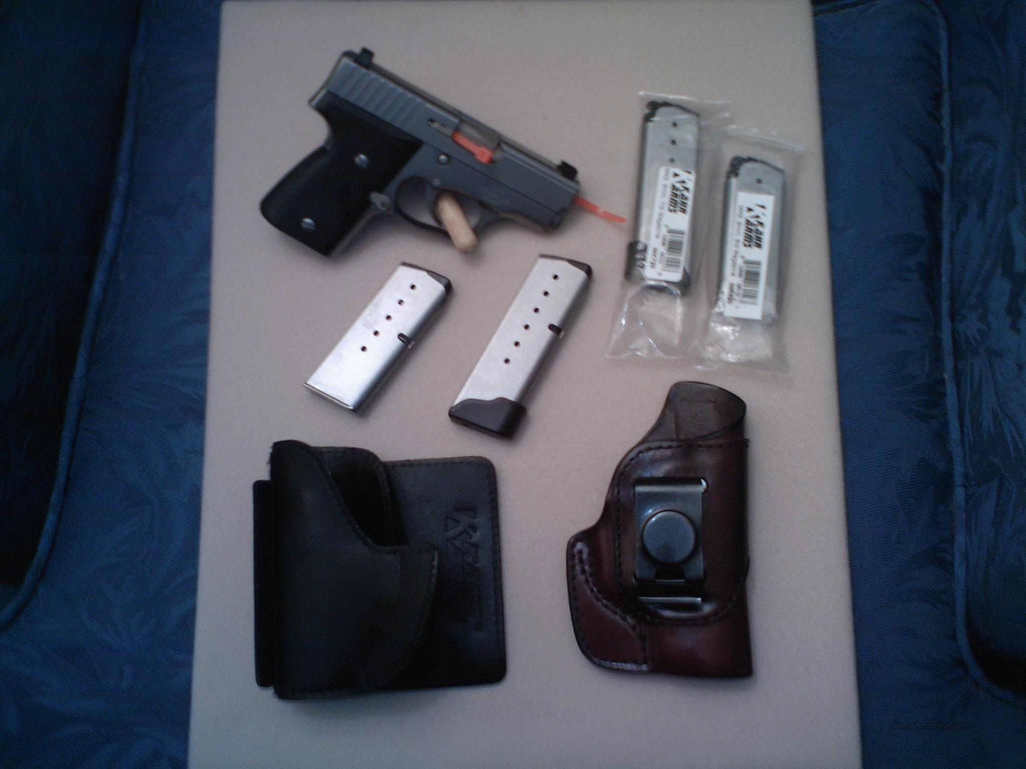 Kahr MK9 with night sights  Guns > Pistols > Kahr Pistols