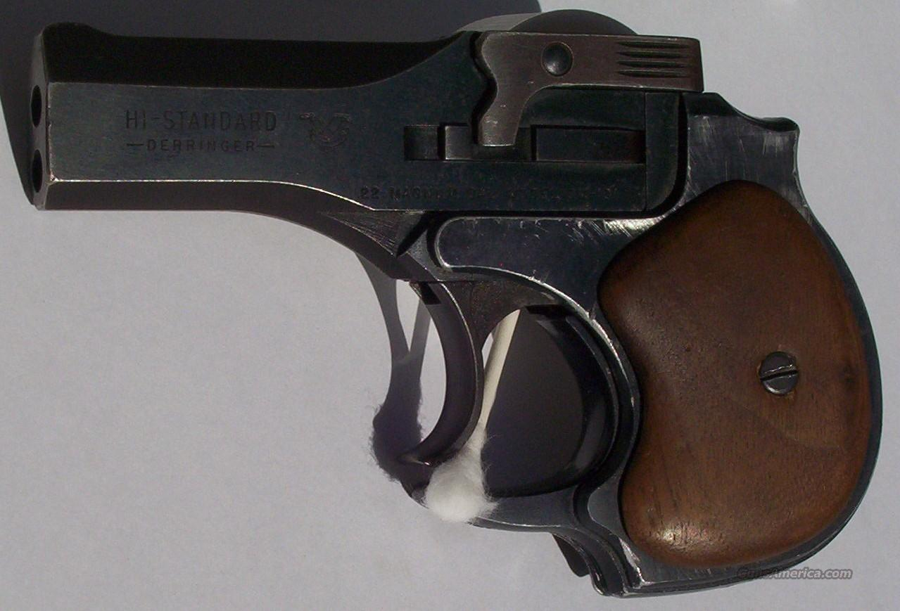 Derringer DM-101  Guns > Pistols > High Standard Pistols
