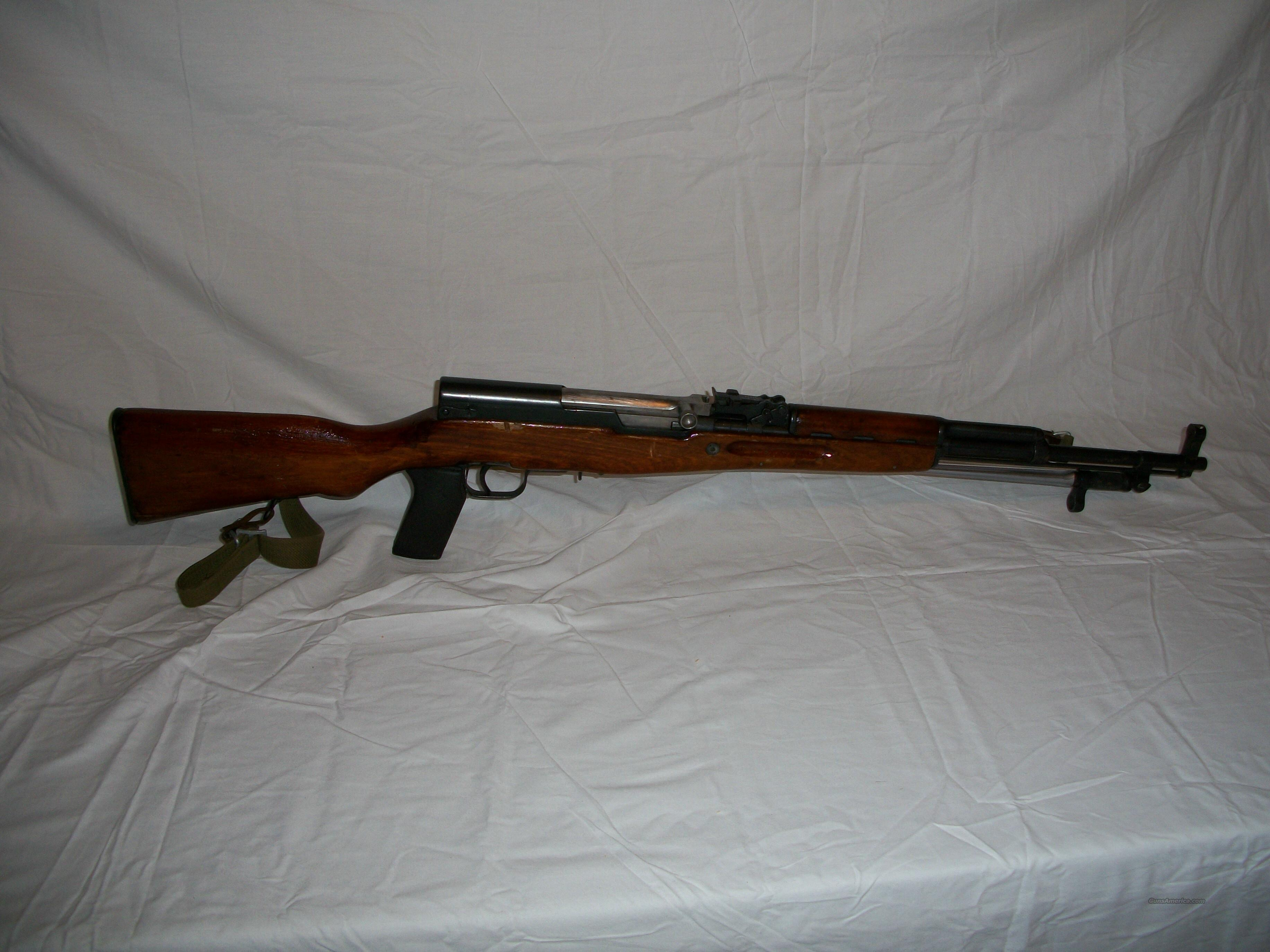 Chinese SKS  Guns > Rifles > Norinco Rifles