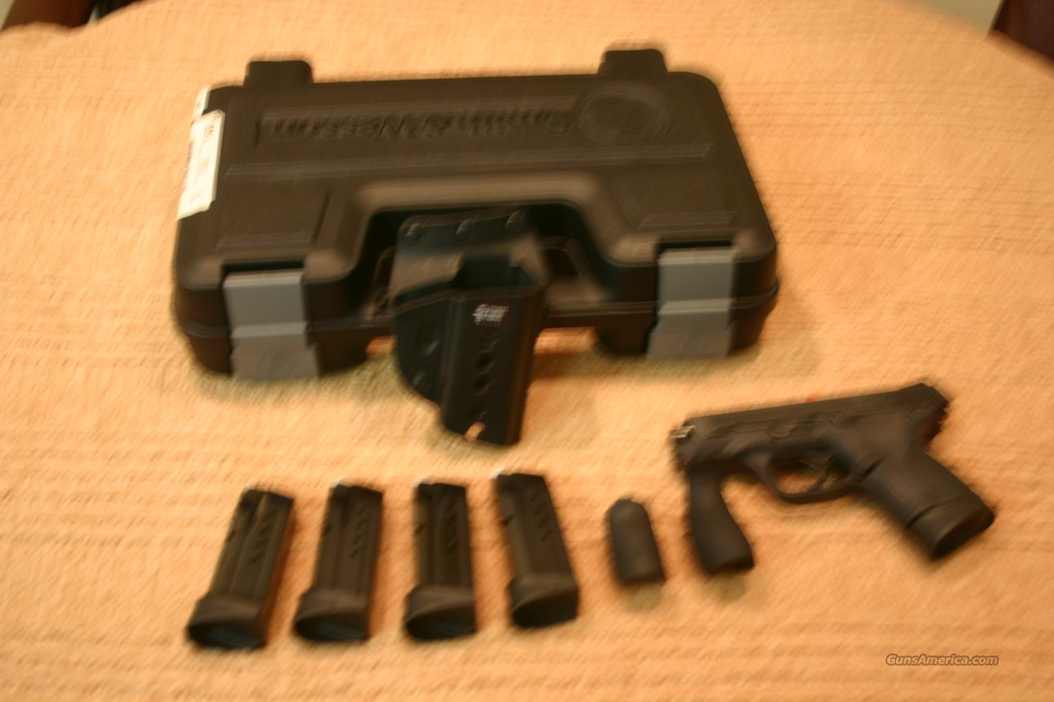 Smith & Wesson Compact  Guns > Pistols > Smith & Wesson Pistols - Autos > Polymer Frame
