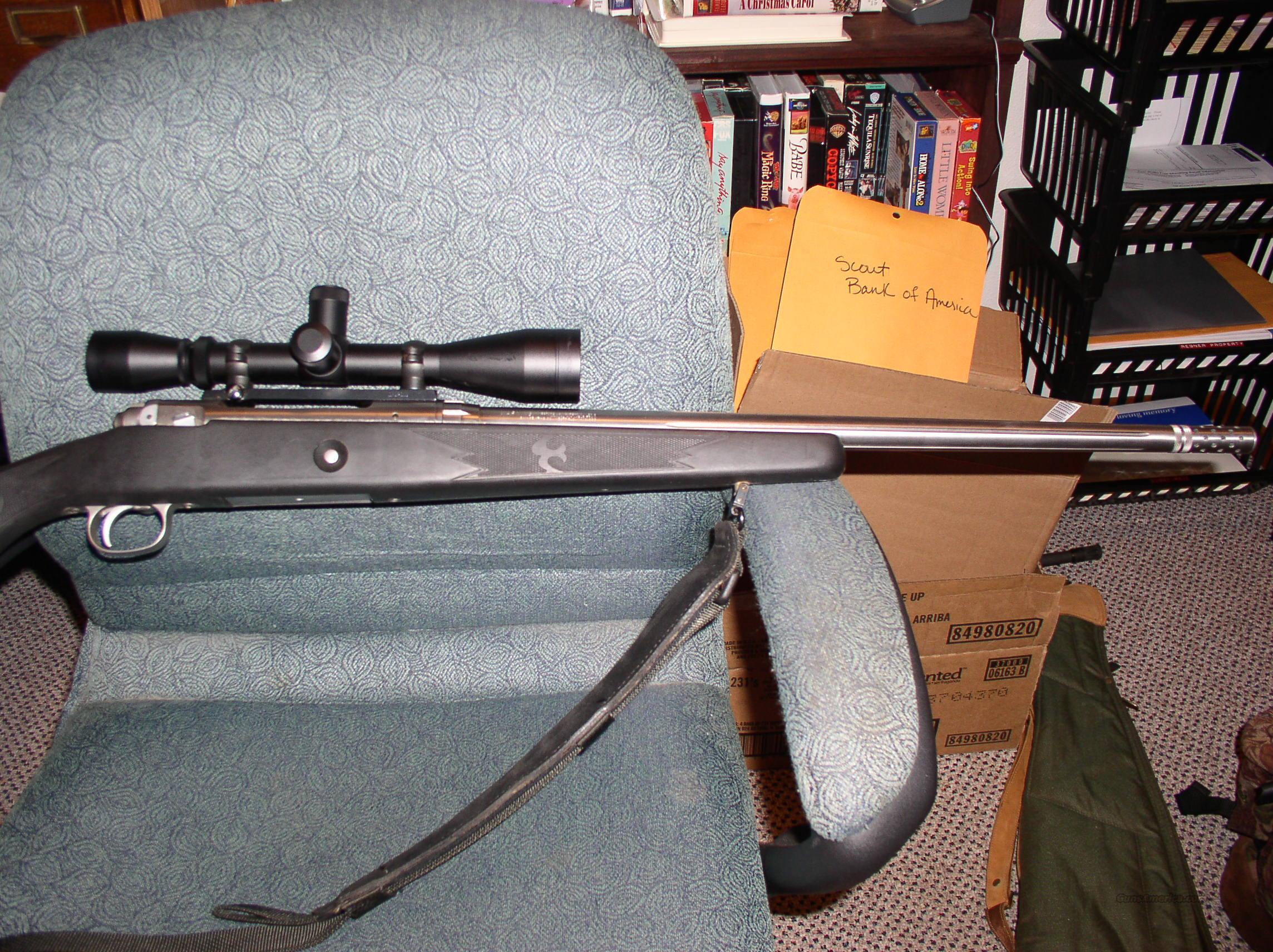 Savage model 116 SS  Guns > Rifles > Savage Rifles > Bolt action
