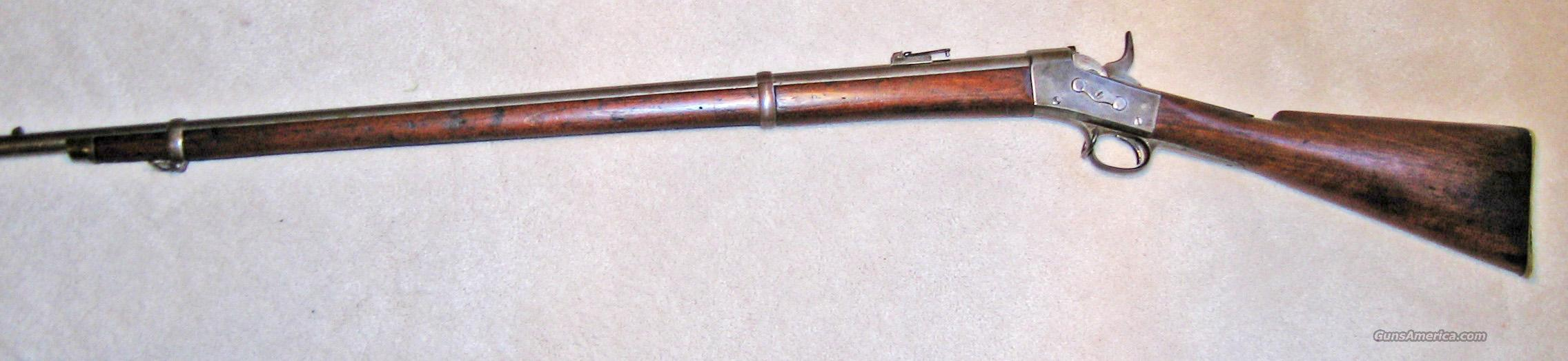 Rare U.S. Springfield model 1871 army issued rolling block  Guns > Rifles > Springfield Armory Rifles > FAL Type