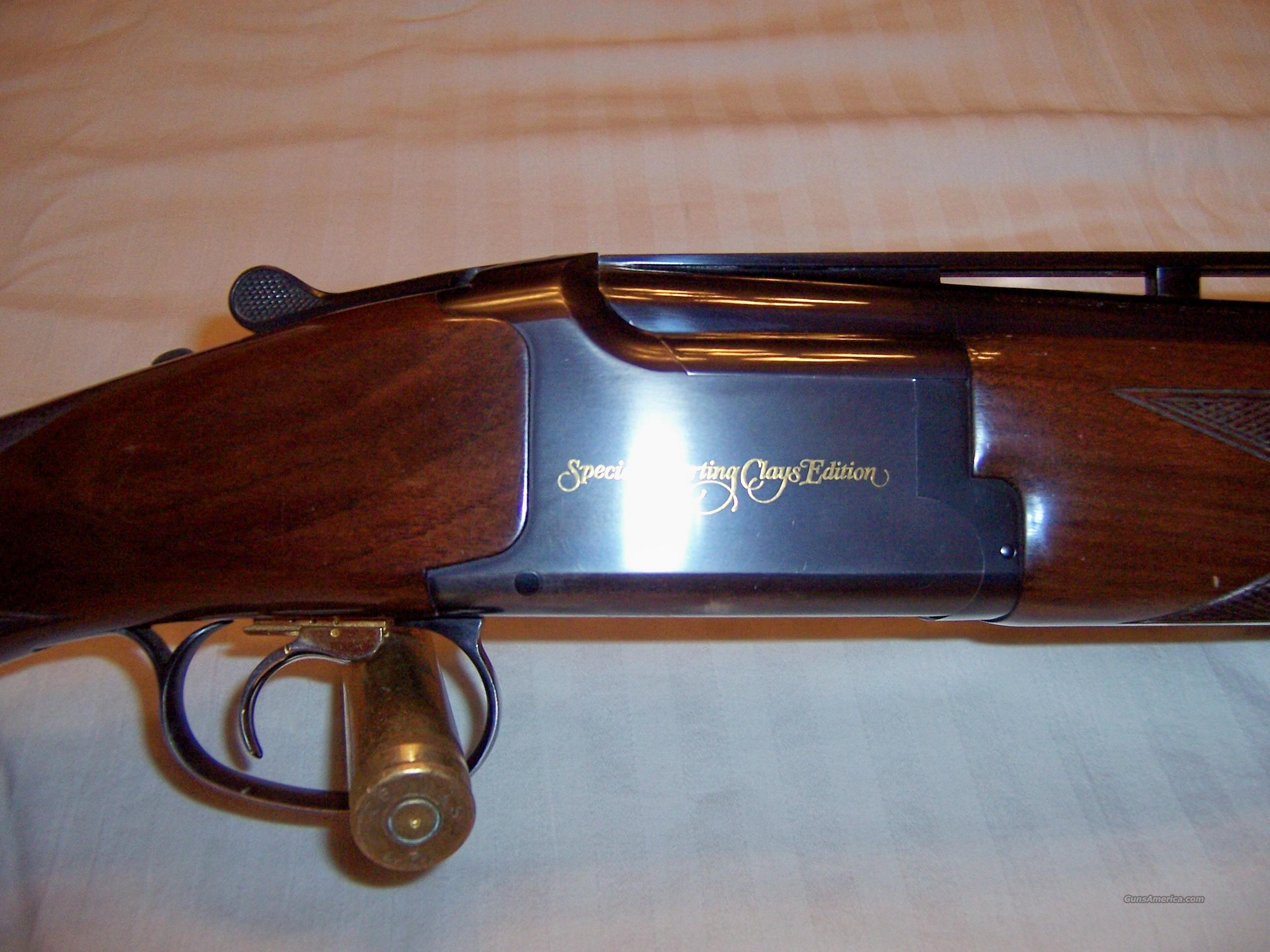 Citori Special Sporting Clays Edition  Guns > Shotguns > Browning Shotguns > Over Unders > Citori > Trap/Skeet