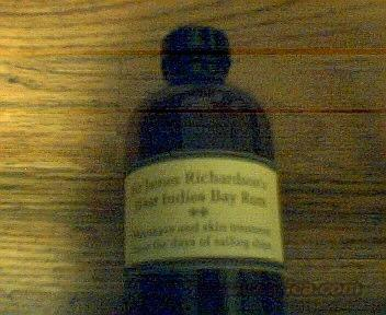 Old Fashion Bay Rum Aftershave  Non-Guns > Miscellaneous