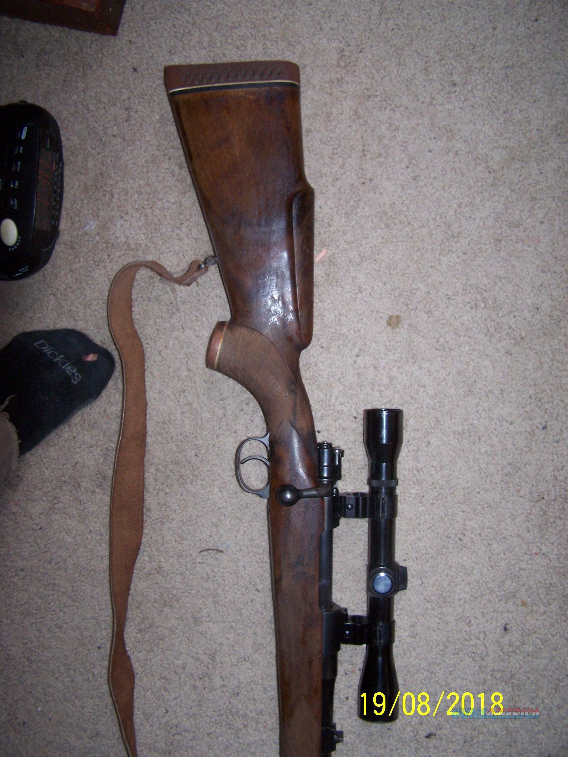 M98 mod. 146 Husqvarna 9.3x63 wildcat Mauser, customized  Guns > Rifles > Husqvarna Rifles