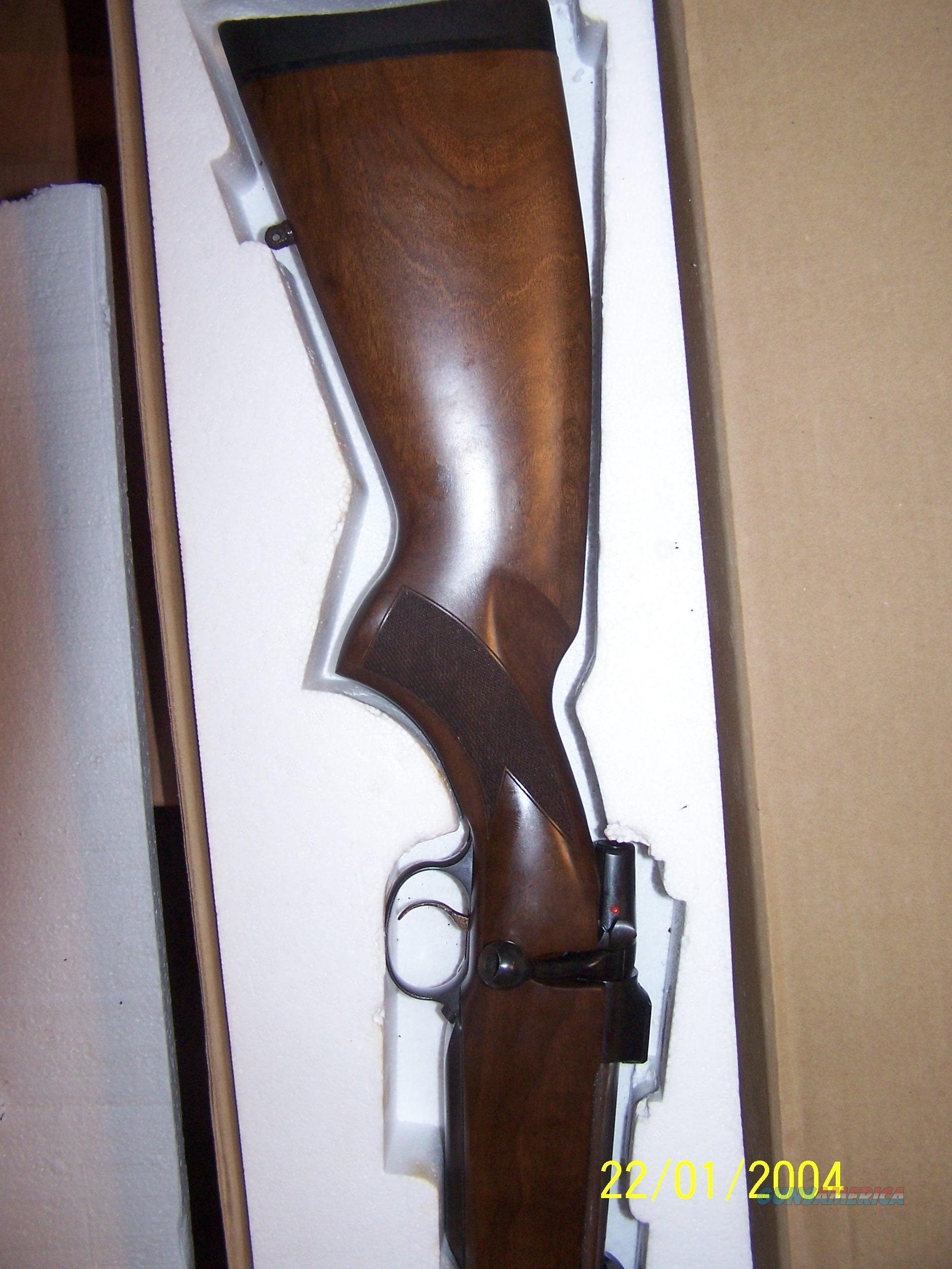 .458 Win. CZ 550 European Magnum.  Mauser type action.   Guns > Rifles > CZ Rifles
