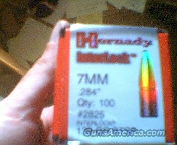 Hornady 7mm 139 gr btsp interlock .284  Non-Guns > Reloading > Components > Bullets