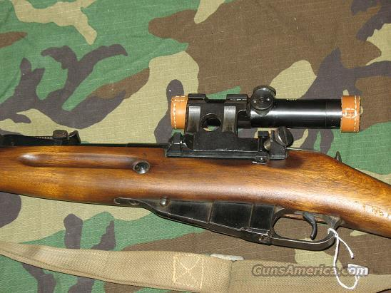 Mosin-Nagant M91/30 Sniper Non Import!  Guns > Rifles > Mosin-Nagant Rifles/Carbines