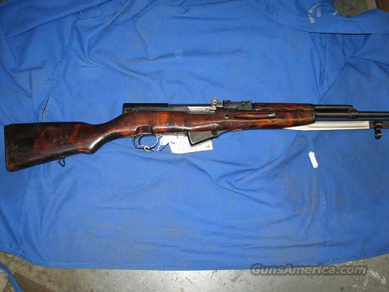 Russian SKS 7.62x39  Guns > Rifles > Military Misc. Rifles Non-US > Other